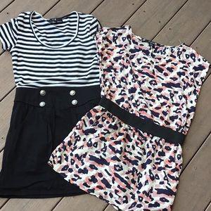 Set of 2 Forever 21 dresses, size, S/ M